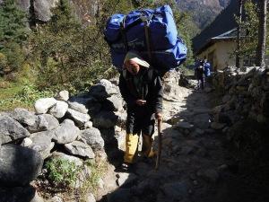 Super Human Sherpas?